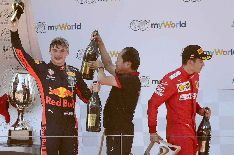 Fórmula 1: Verstappen y Leclerc, un duelo con pasado, presente y futuro