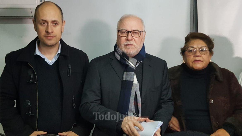 """Jenefes renunció a su precandidatura a diputado nacional en el PJ y dijo que """"Moisés fue elegida a dedo por Bs. As."""""""