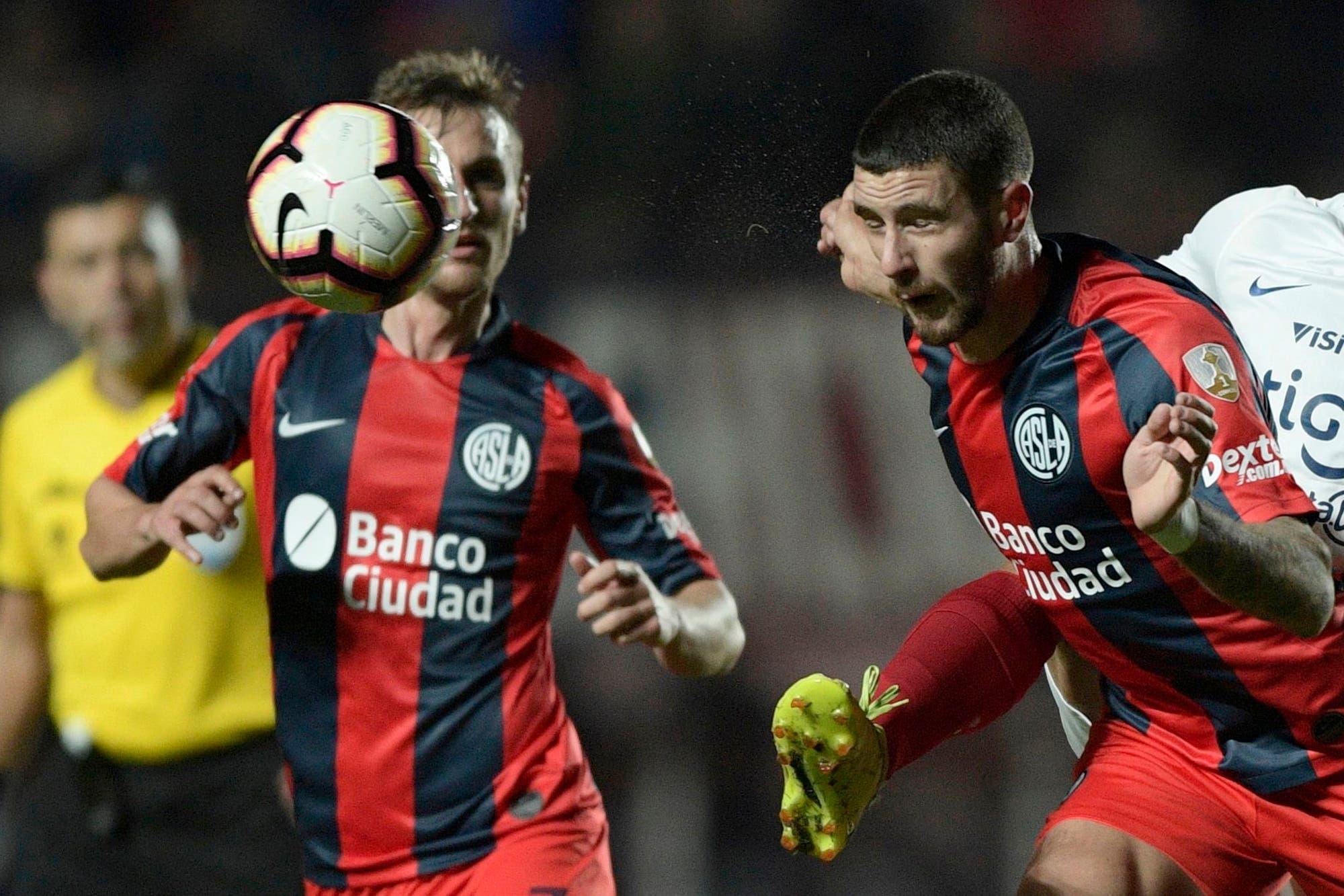 San Lorenzo-Godoy Cruz, Superliga: Arrancan la temporada pensando en la Copa Libertadores