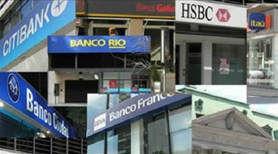 Los bancos suben entre 30% y 40% sus comisiones