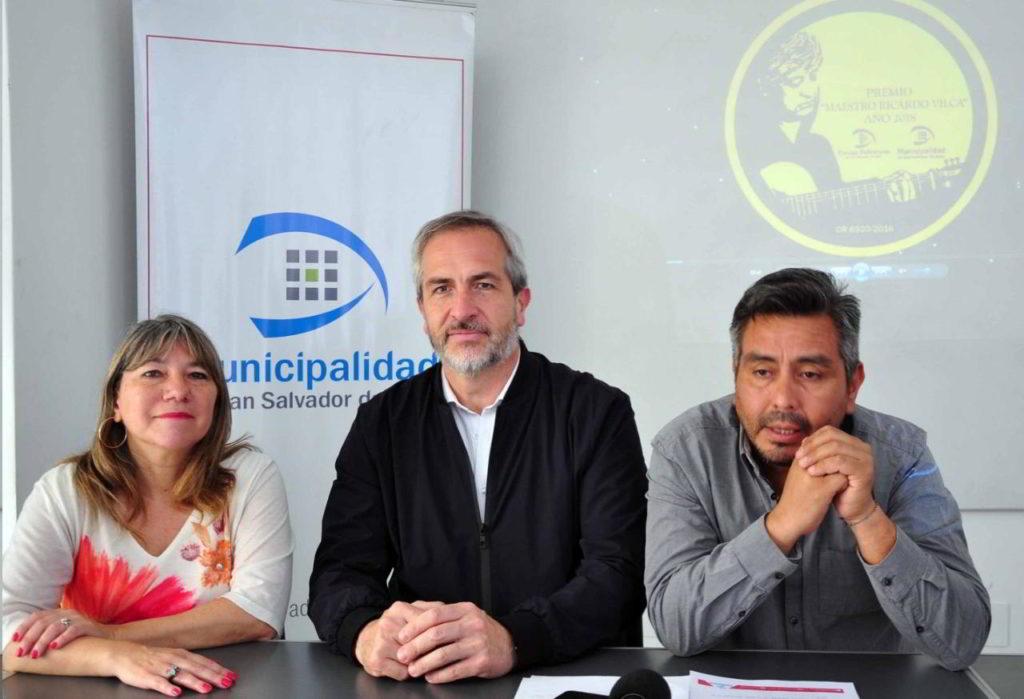 """Hasta el 25 de noviembre: Lanzaron la Segunda Edición de los premios """"Ricardo Vilca"""""""