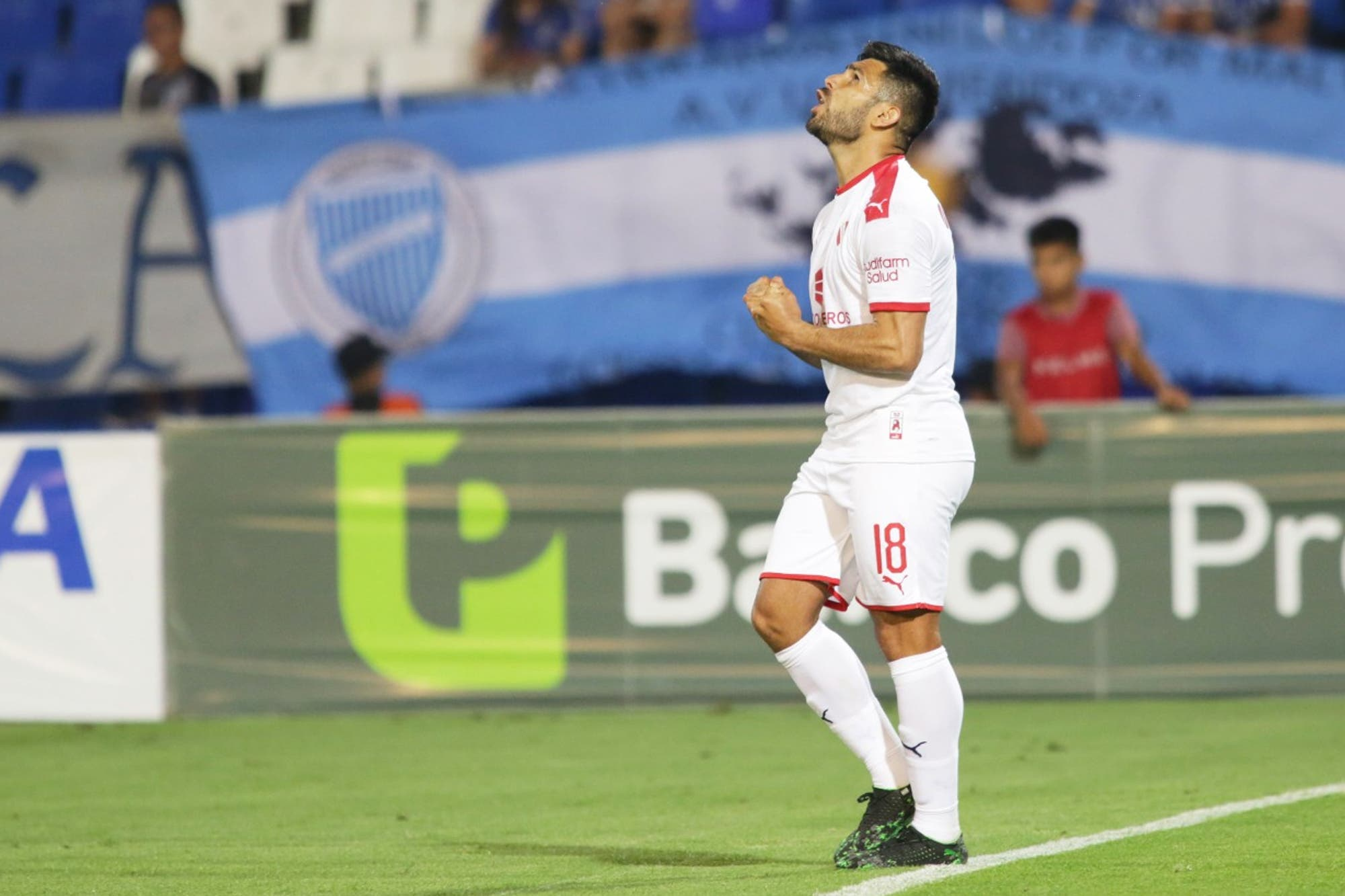 Independiente le ganó a Godoy Cruz en Mendoza y consolida su repunte