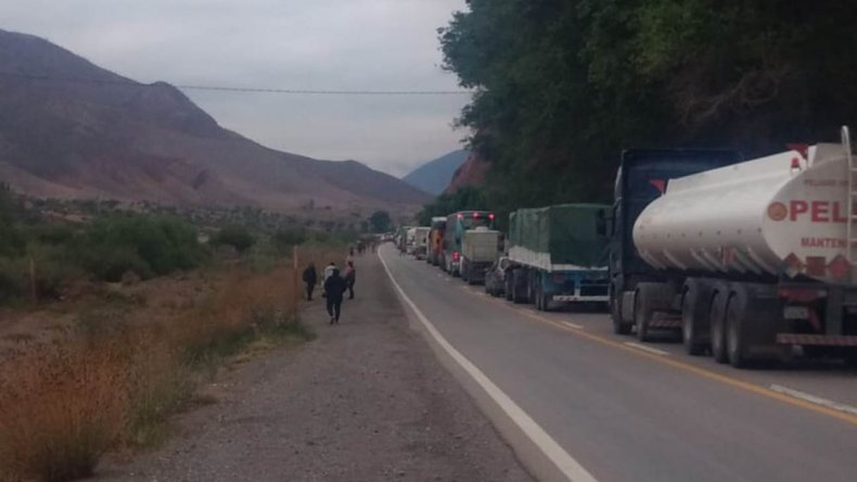 Dos rutas siguen cortadas por consecuencias de la lluvia
