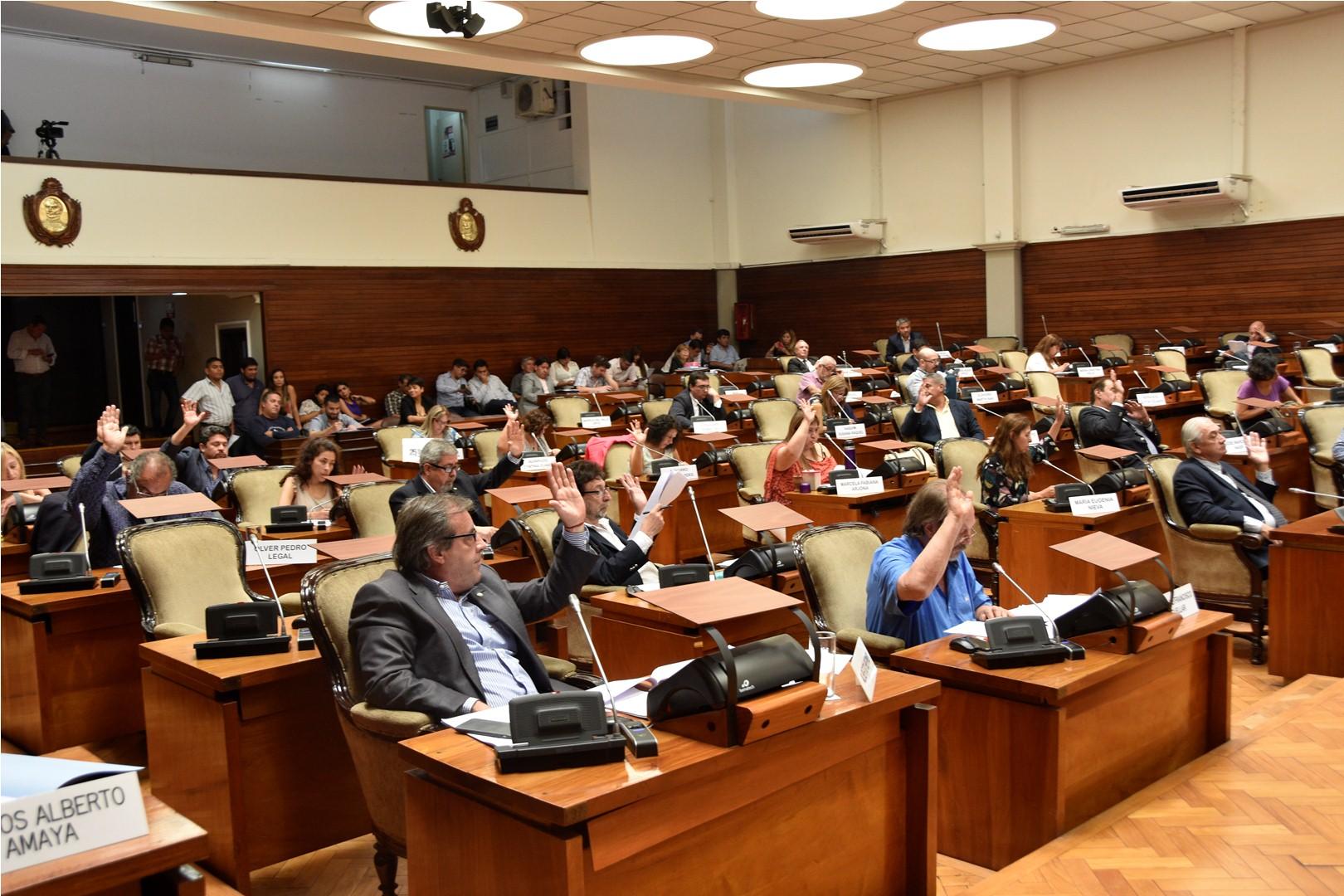 Diputados tratarán Presupuesto 2020 el martes próximo