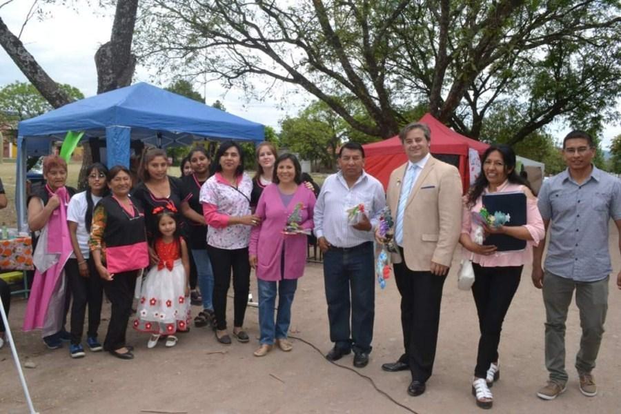 Segunda Expo-Feria y venta de productos artesanales y navideños