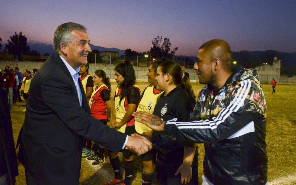 Clubes deportivos jujeños recibirán subsidio de tarifa de energía eléctrica