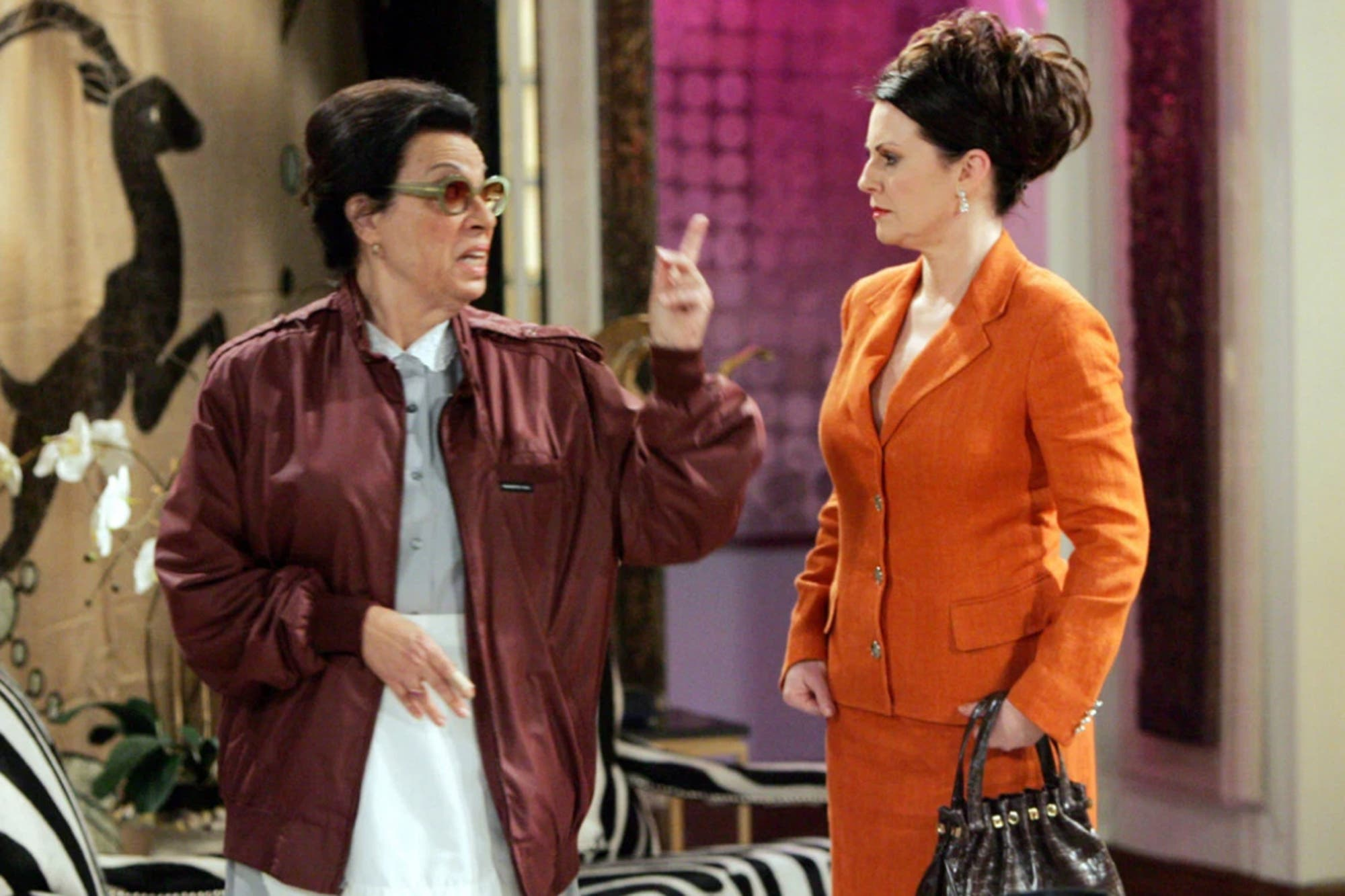 Murió la actriz Shelley Morrison, de Will & Grace