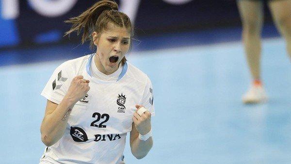 La Garra tuvo su estreno ganador en el Mundial de handball