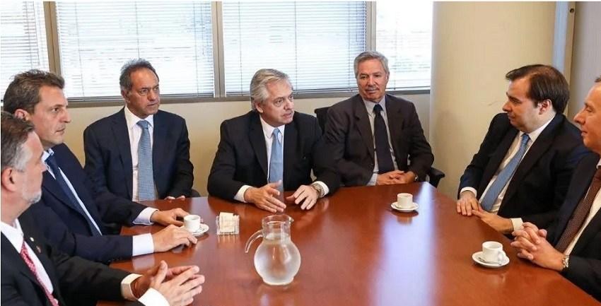 Felipe Solá será canciller y Scioli embajador en Brasil