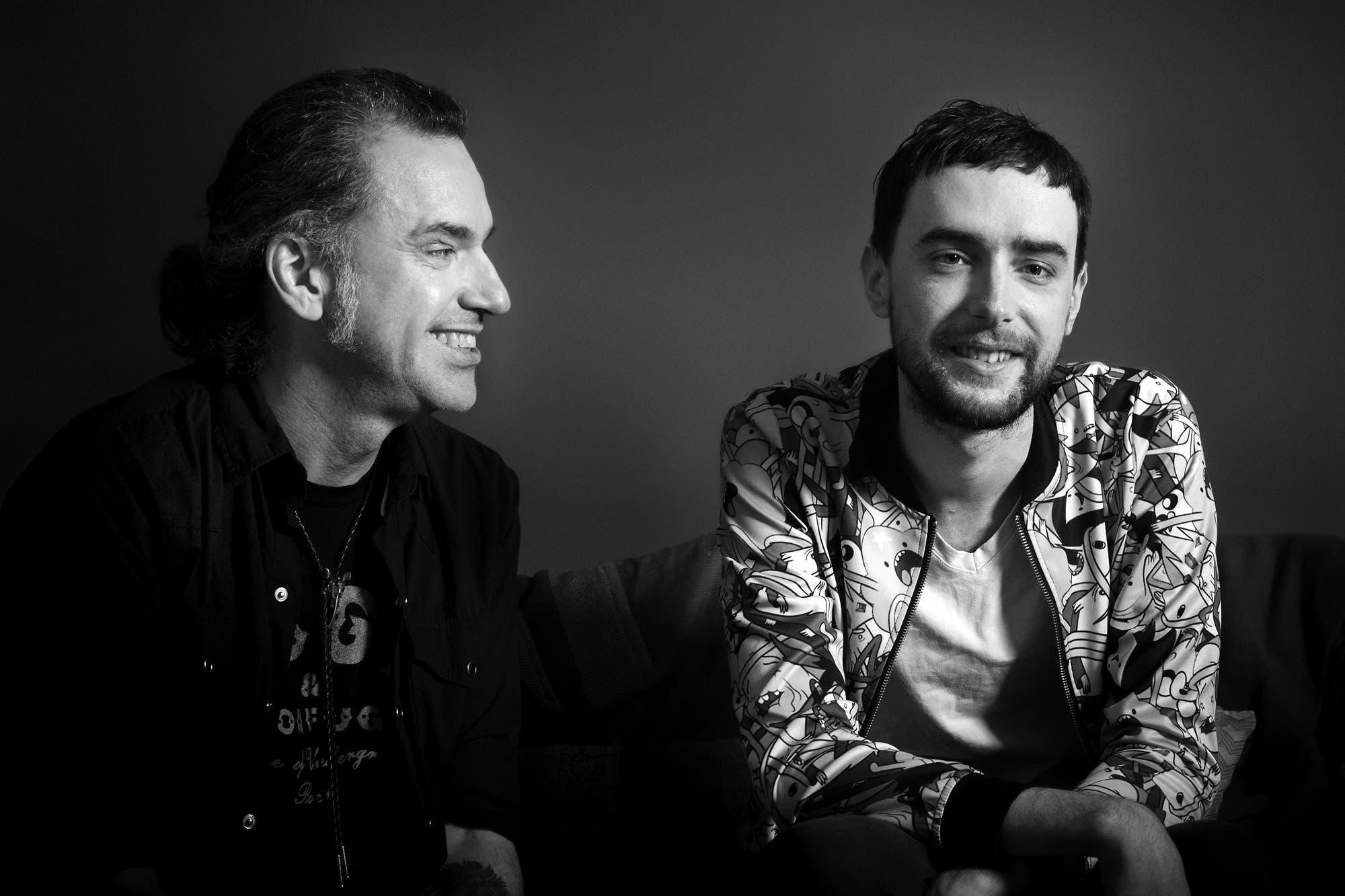 Músicos por músicos: Richard Coleman y Benito Cerati
