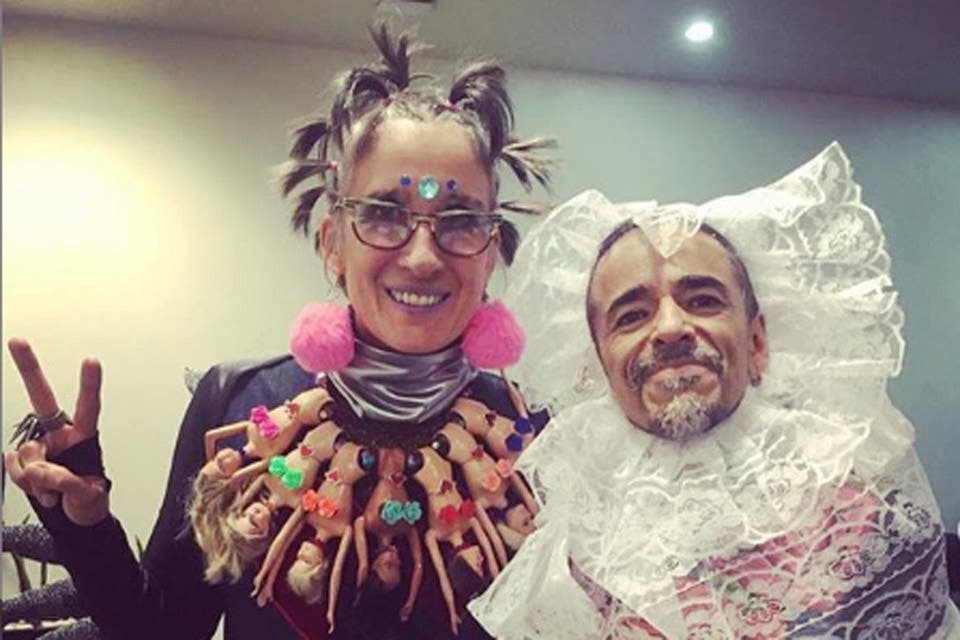 "Café Tacvba cantó la versión feminista de ""La ingrata"" con Andrea Echeverri"
