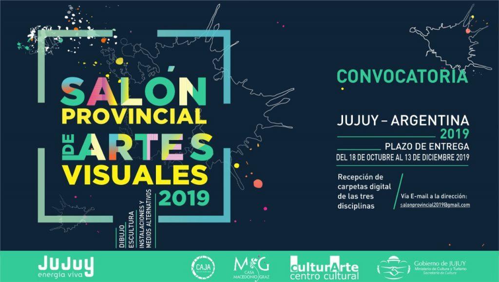 Últimos días para participar del Salón Provincial de Artes Visuales