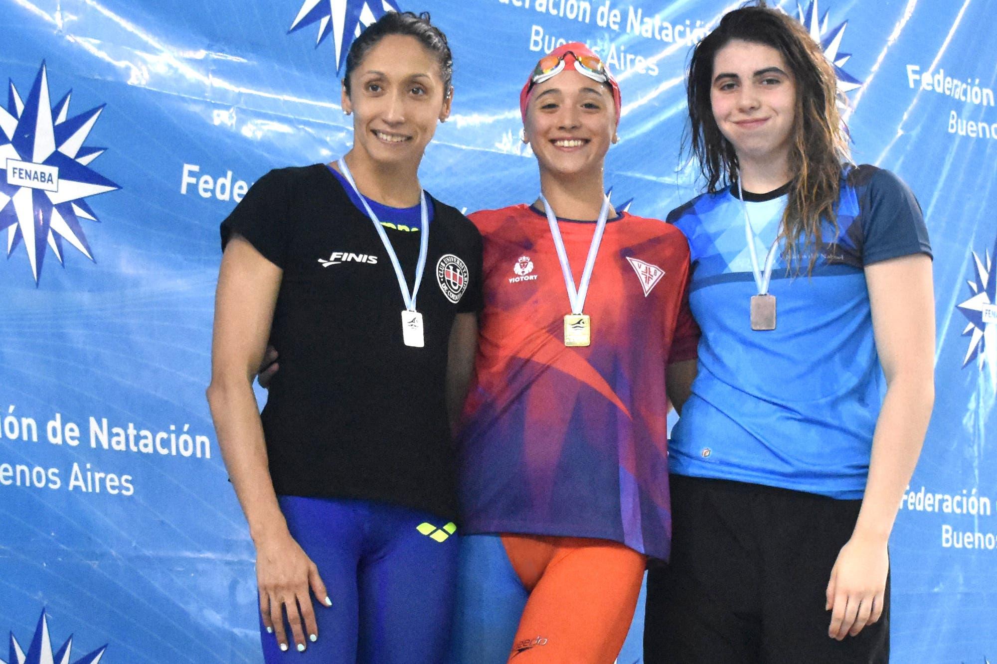 Campeonato Argentino de natación. El torneo que busca potenciar nadadores con Delfina Pignatiello como favorita