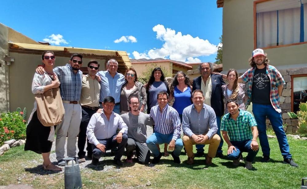 Presentaron acciones previstas para 2020 a efectores de turismo de la Quebrada