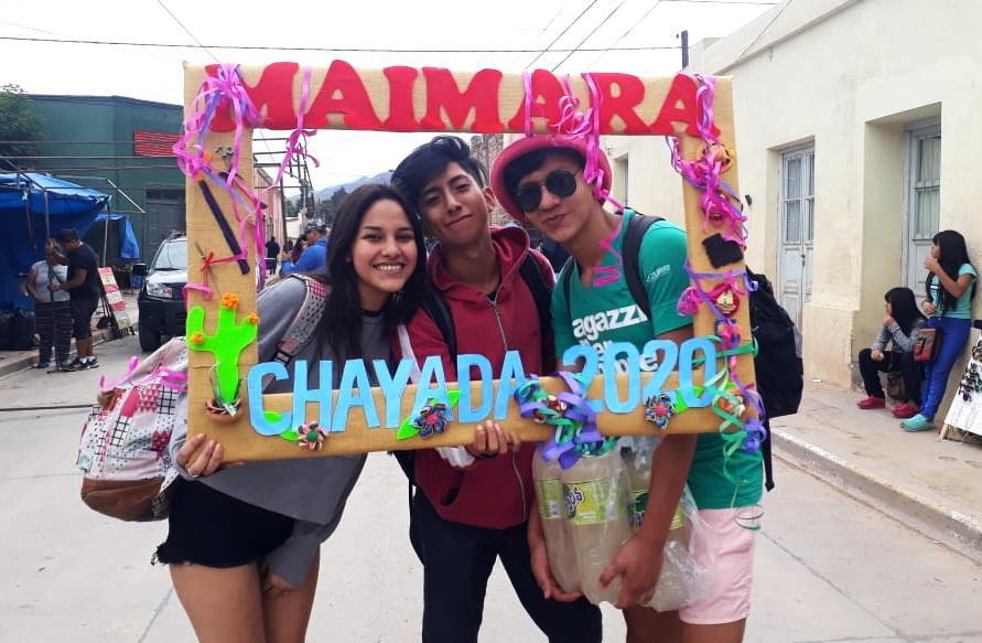 Exitosa Chaya de Mojones en Maimará