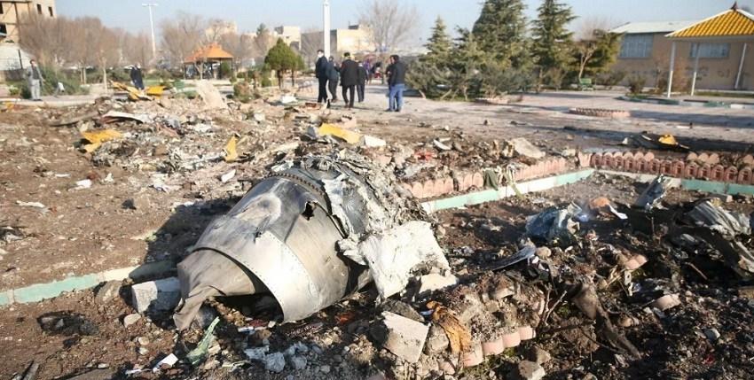 Accidente de avión ucraniano deja saldo de 176 muertos