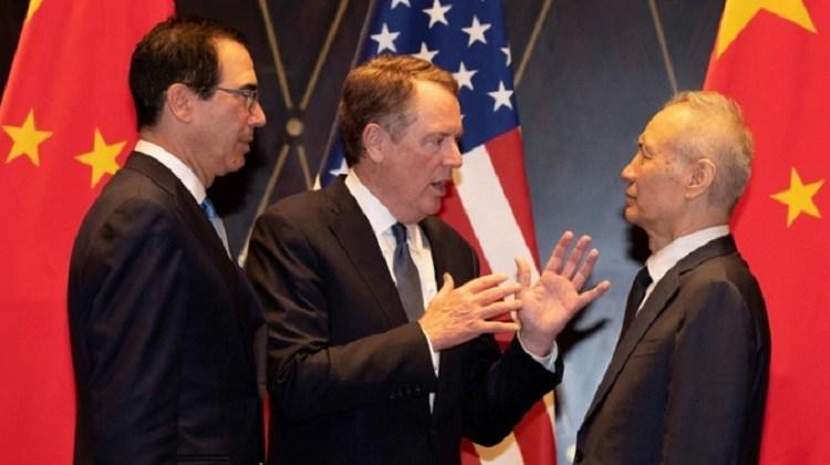 China confirmó que firmará el acuerdo comercial con EEUU el 15 de enero
