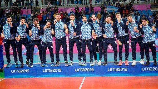 Juegos Olímpicos: la selección masculina de voley, en un grupo durísimo