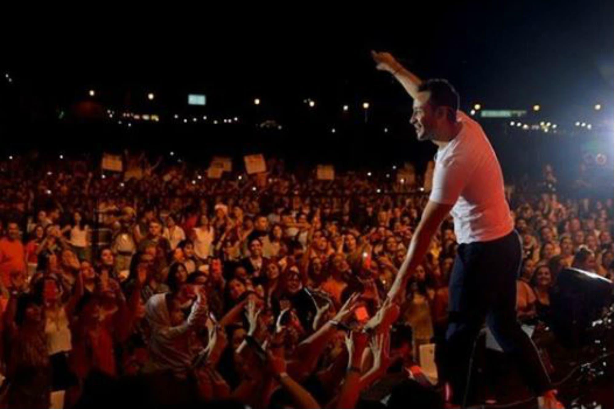 ¿Por qué Luciano Pereyra no estará en el festival de Cosquín?