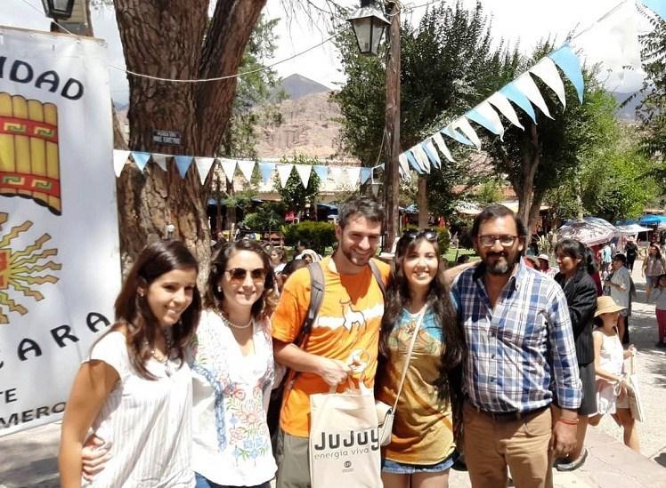 Tilcara lanzó la Temporada Turística y el Enero Tilcareño