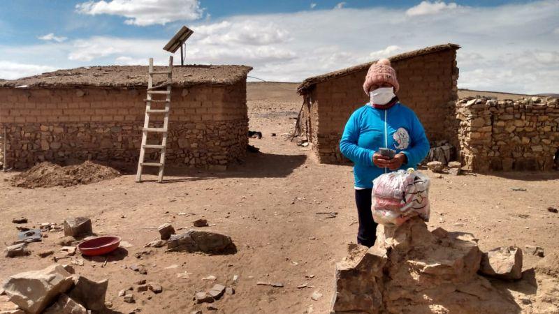 Plan de acción integral de adultos mayores y voluntariado social en Pumahuasi