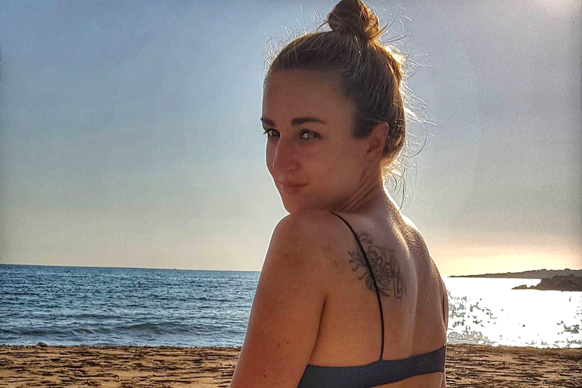 """Elena Krawzow, la nadadora paralímpica que protagoniza la tapa de Playboy: """"Quiero demostrar que una mujer con discapacidad también puede hacerlo"""""""