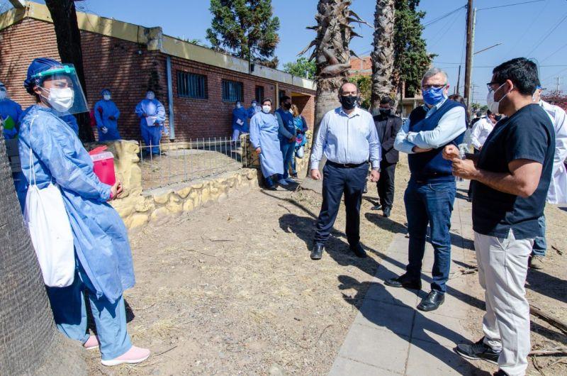 Coronavirus en Jujuy: Morales aseguró que la curva de contagios se está aplanando