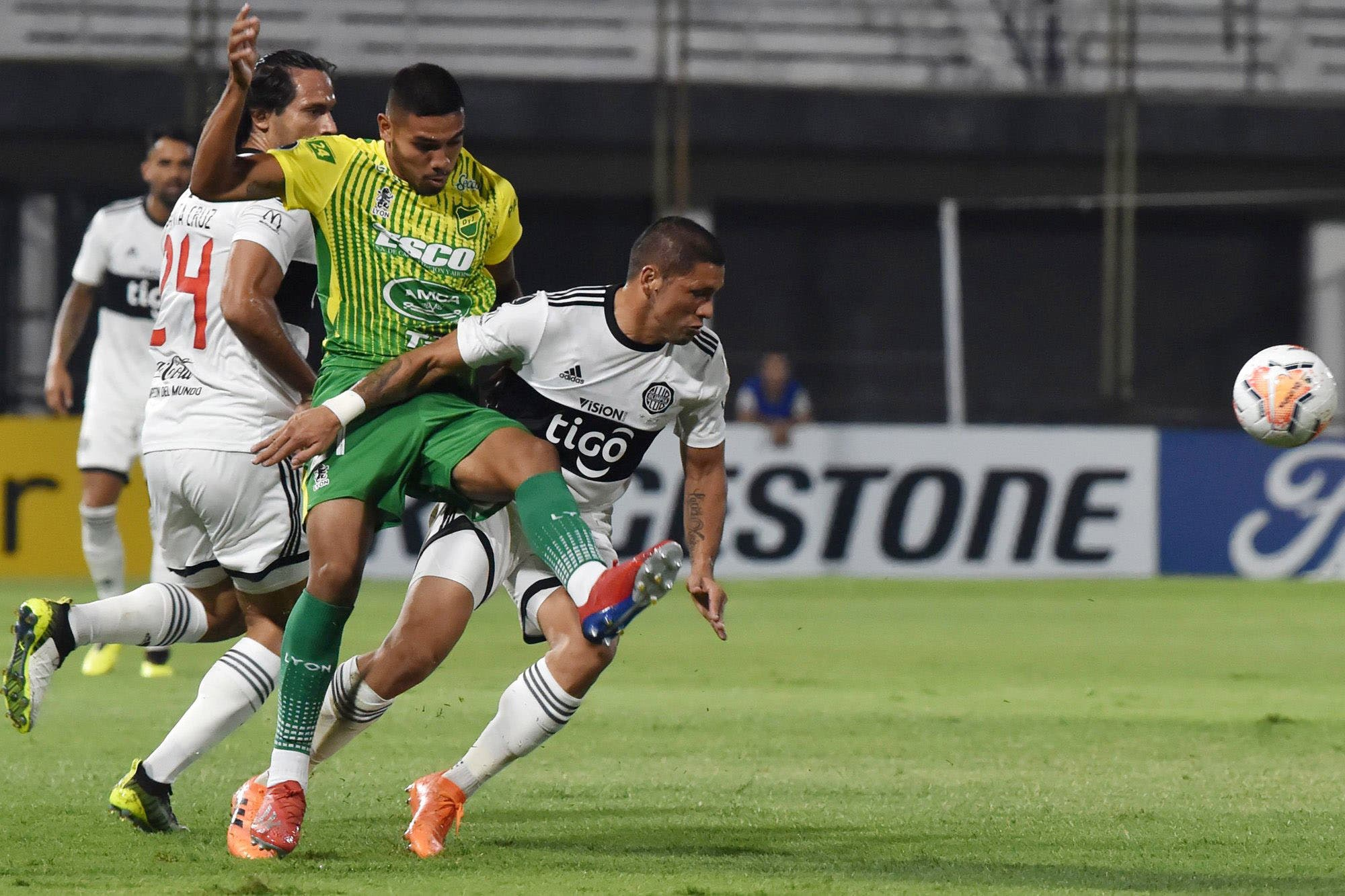 Defensa y Justicia-Olimpia, por la Copa Libertadores: horario, TV y formaciones