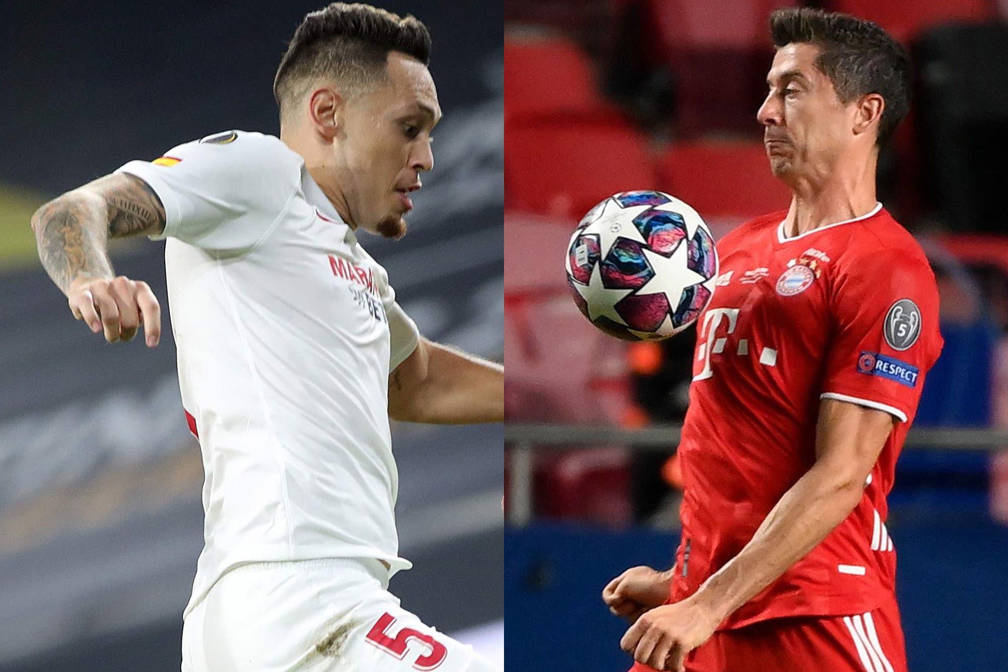 Bayern Munich-Sevilla, por la Supercopa de Europa: horario, TV y formaciones