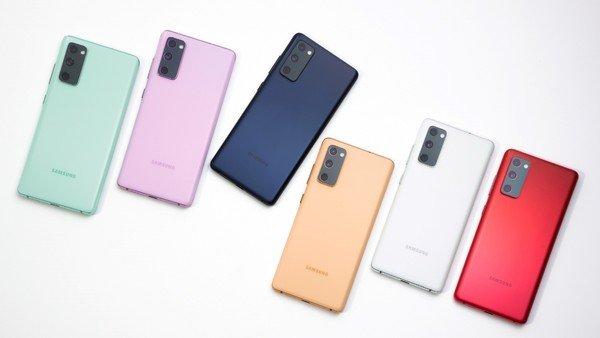 Samsung Galaxy S20 FE: la edición del celular diseñado por los fanáticos que llegará a la Argentina
