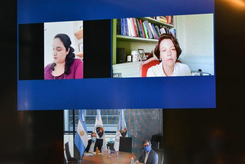 Jujuy y Francia retoman agenda de cooperación
