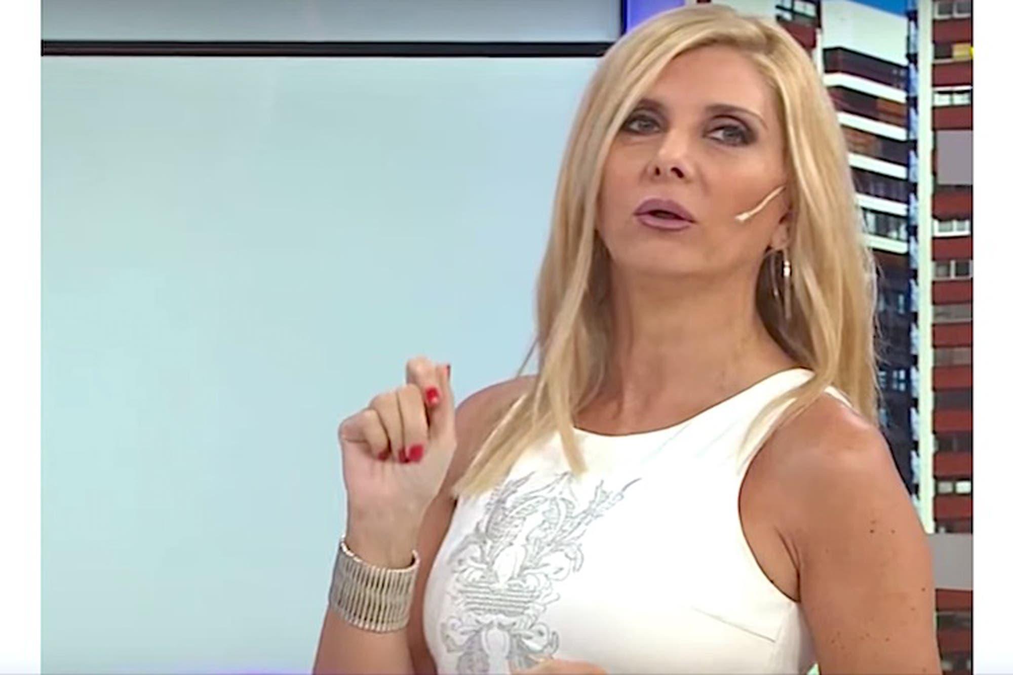 "Duro cruce de Débora Plager con Juan Ameri en Intratables: ""A mí no me conmueve que se victimice"""