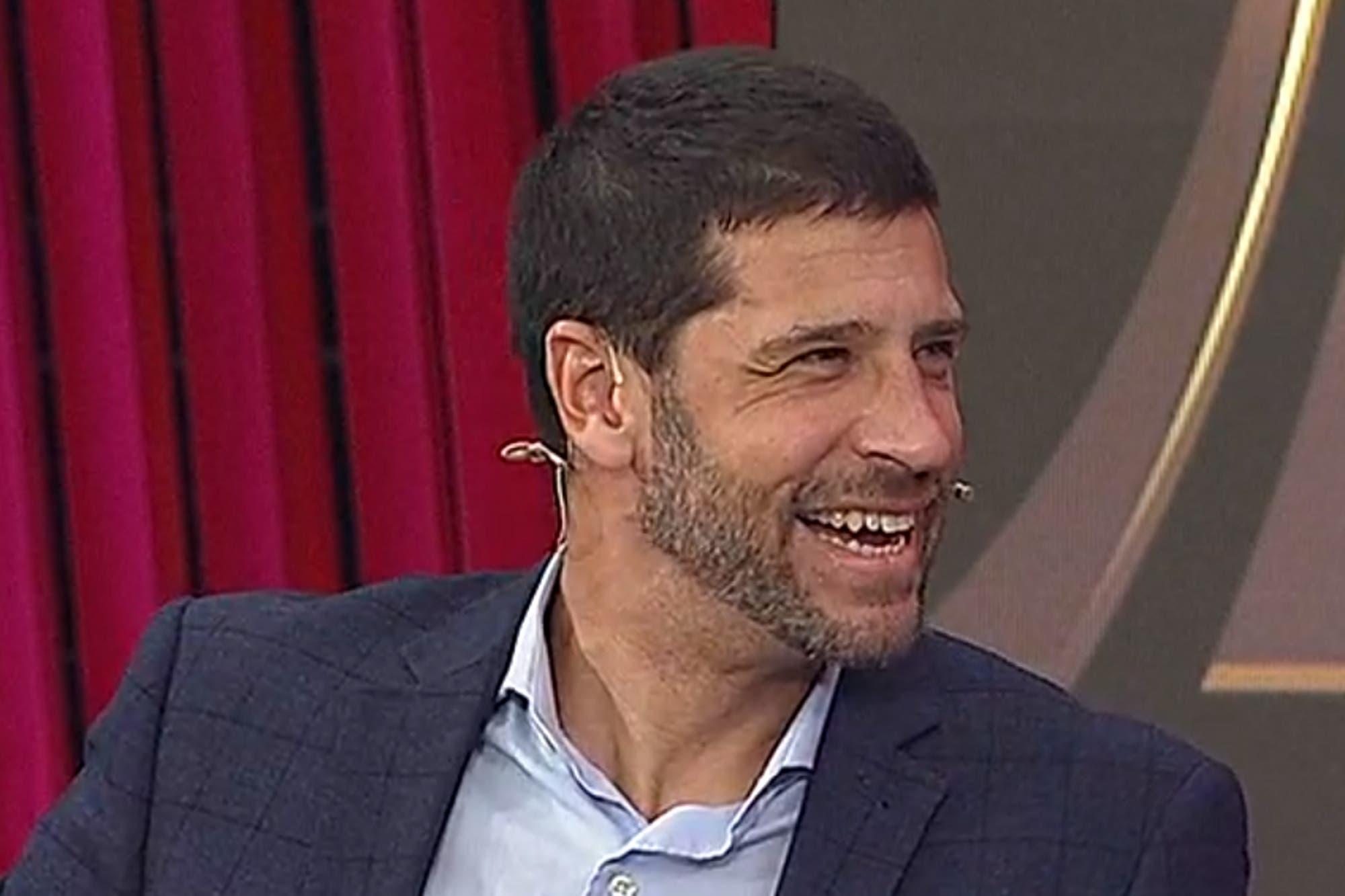 Sebastián Domínguez recordó cuando un alcanzapelotas se convirtió en ídolo de Newell's por hacer expulsar a José Luis Chilavert