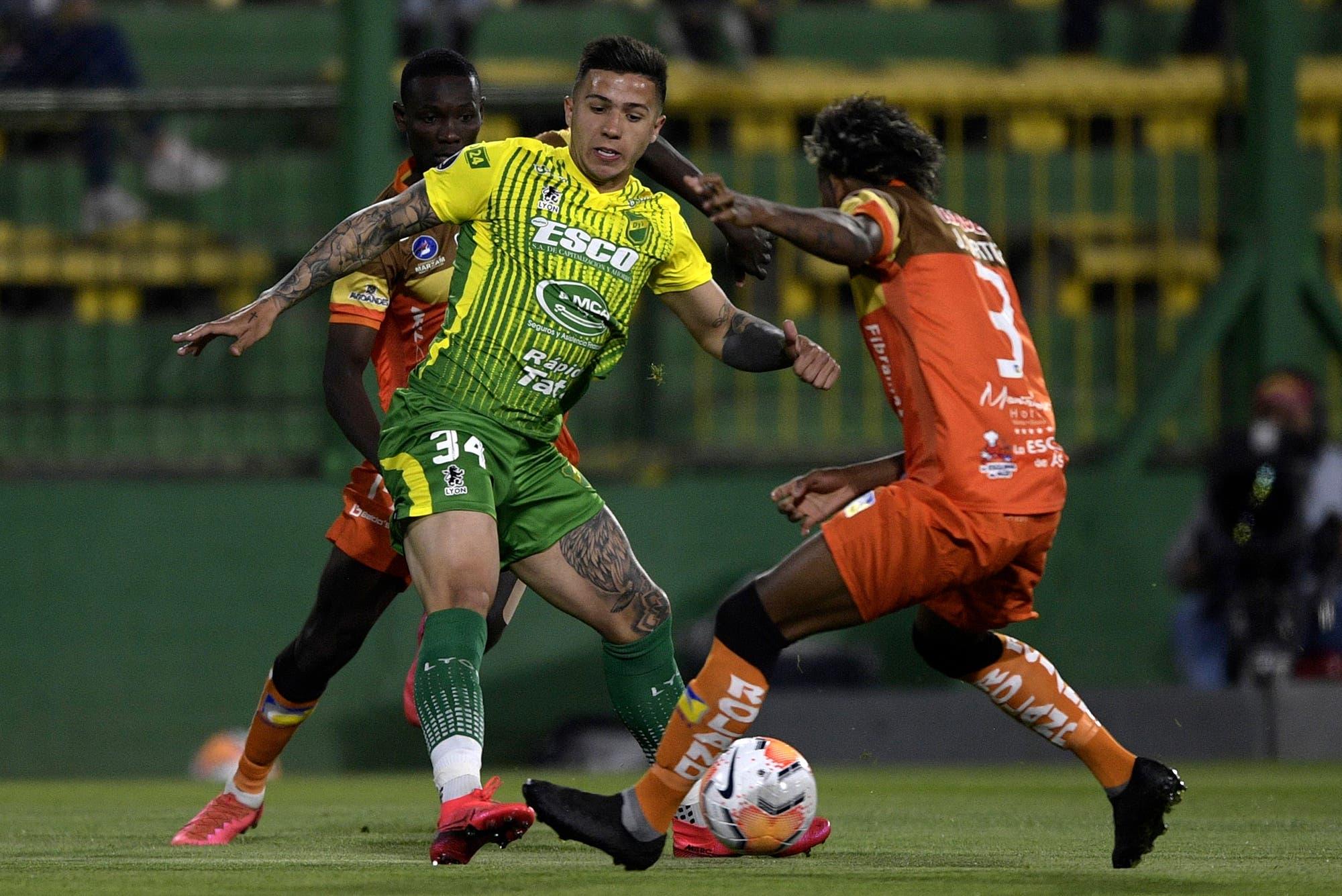 Delfín-Defensa y Justicia, por la Copa Libertadores: horario, TV y formaciones