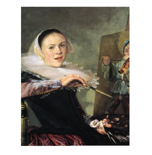"""La belleza del día: """"Autorretrato"""", de Judith Leyster"""