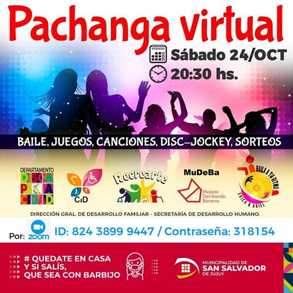 Pachanga virtual