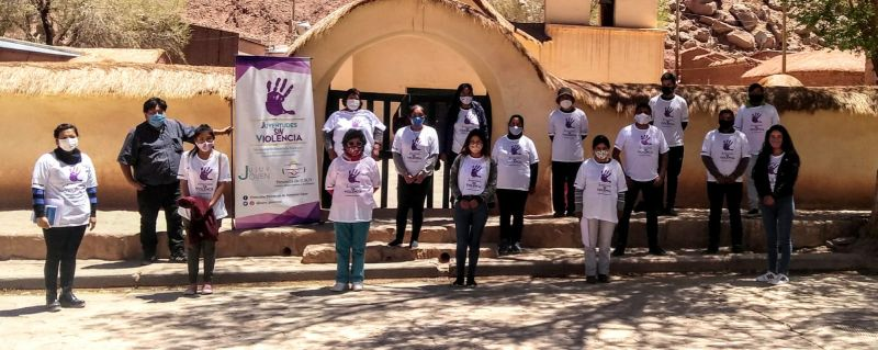 "El programa ""Juventud sin violencia"" llegó a Susques"