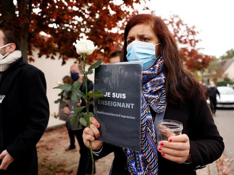 Once detenidos en Francia por el atentado terrorista