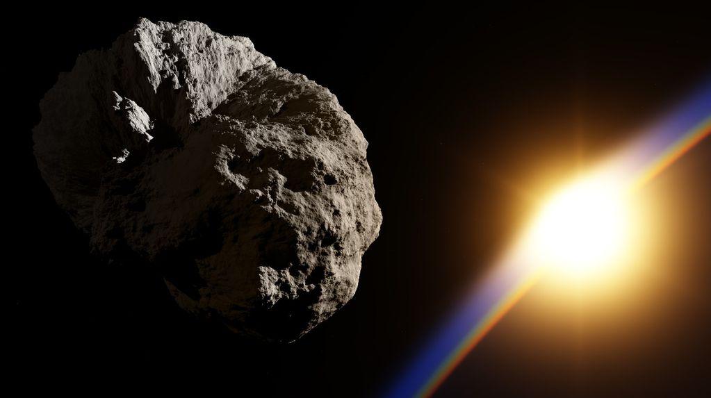 Un asteroide del tamaño de una heladera se acerca a la Tierra