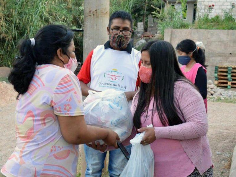 Ayuda directa para familias de Ciudad de Nieva y Cerro Las Rosas