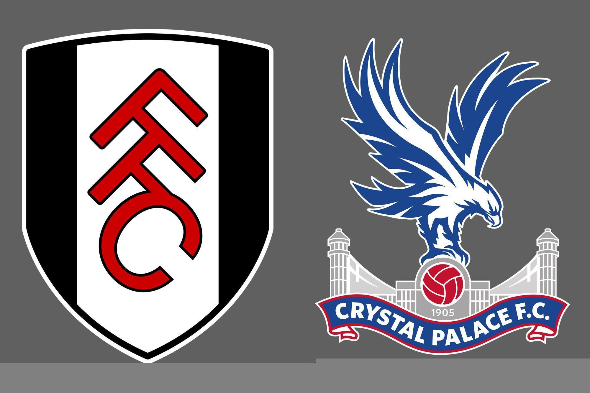Premier League de Inglaterra: Crystal Palace venció por 2-1 a Fulham como visitante