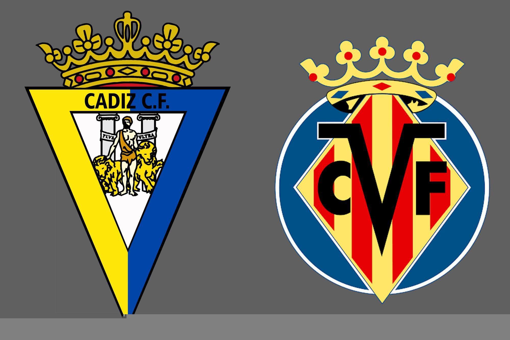 Liga de España: Cádiz y Villarreal empataron 0-0