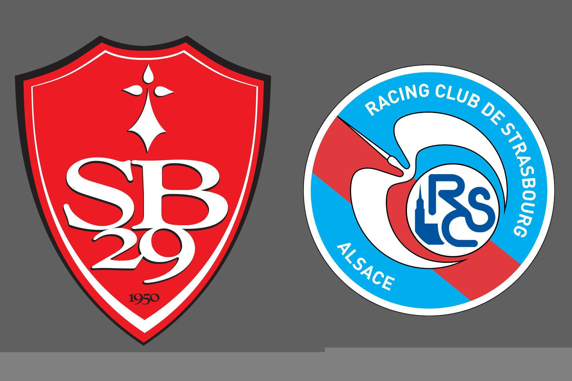Ligue 1 de Francia: Estrasburgo venció por 3-0 a Brest como visitante