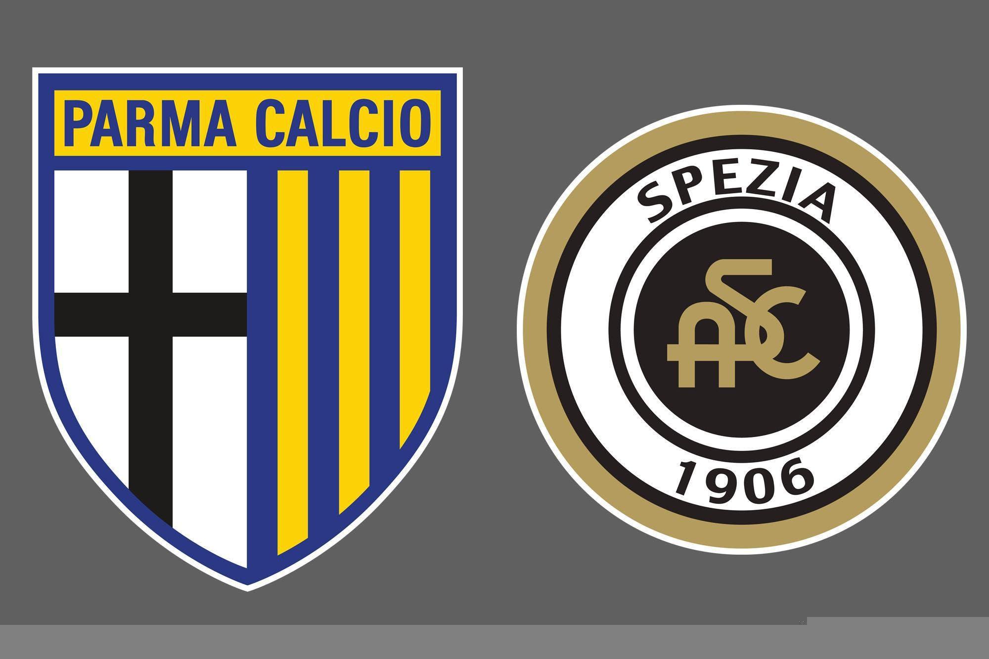 Serie A de Italia: Parma y Spezia empataron 2-2