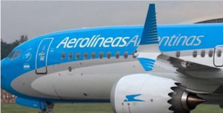 Voló con coronavirus por Aerolíneas y ahora todos los pasajeros están aislados