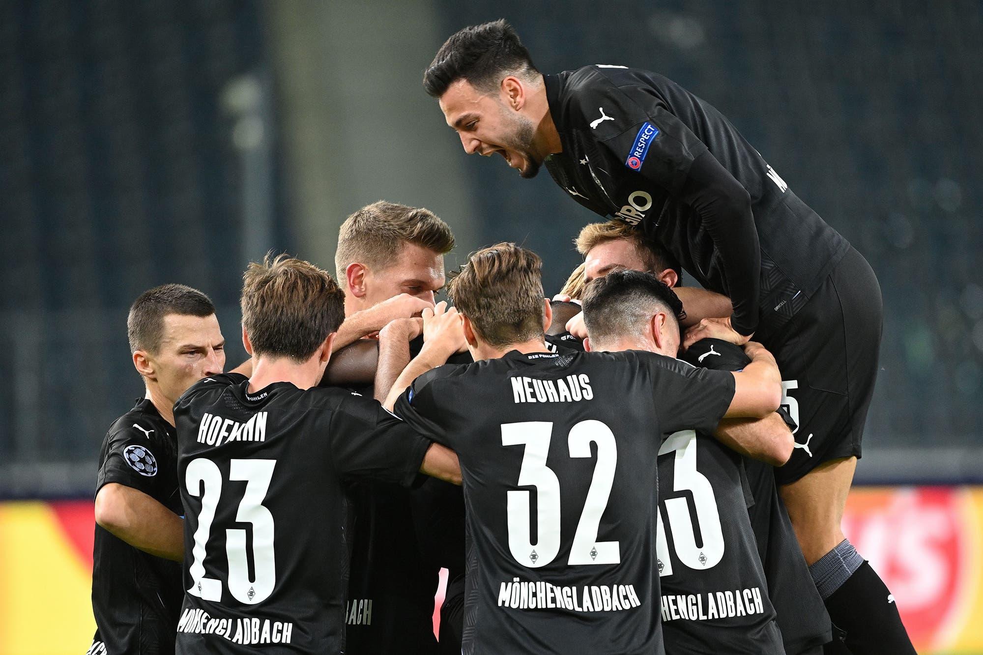 Borussia Mönchengladbach-Real Madrid, por la Champions League: los españoles pierden en Alemania y complican su futuro en la competición