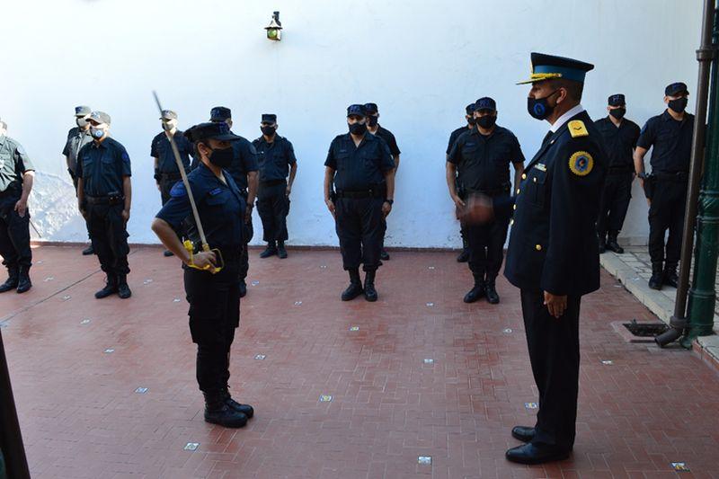 Nuevo aniversario de la Policía Federal Argentina