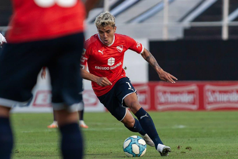 Independiente-Colón, por la Copa Liga Profesional: las manos de Sosa salvaron una vez más al Rojo