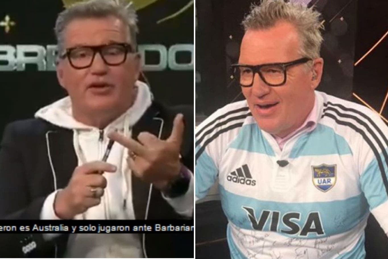 """Los Pumas-All Blacks: la sentencia de John Kirwan sobre la Argentina que terminó en un pedido de disculpas y un mensaje por """"la pasión y el compromiso"""" albiceleste"""