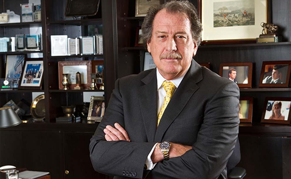 Murió Jorge Brito, dueño de Banco Macro, en un accidente de helicóptero en Salta